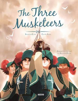 Three Musketeers book