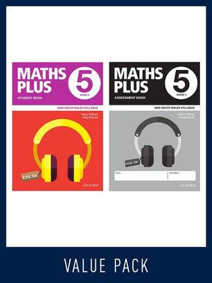 Maths Plus NSW Syllabus Student and Assessment Book 5 Value Pack, 2020 by Harry O'Brien