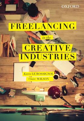 Freelancing in the Creative Industries book