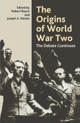 Origins of World War Two book