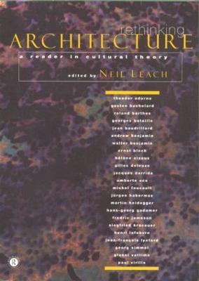 Rethinking Architecture book