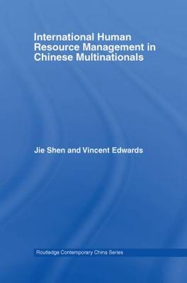 International Human Resource Management in Chinese Multinationals book