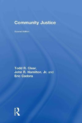 Community Justice book