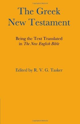 The Greek New Testament book