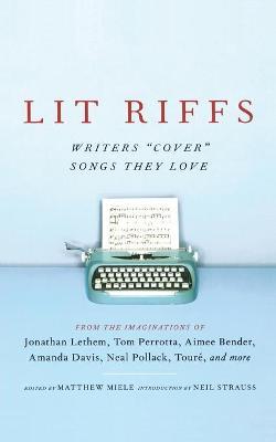 Lit Riffs by Jonathan Lethem