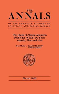 The Study of African American Problems by Elijah Anderson