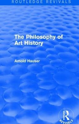 Philosophy of Art History book