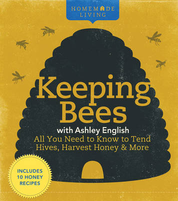 Keeping Bees with Ashley English book