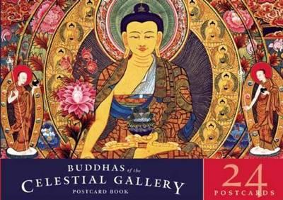 Buddhas of the Celestial Gallery Postcar book