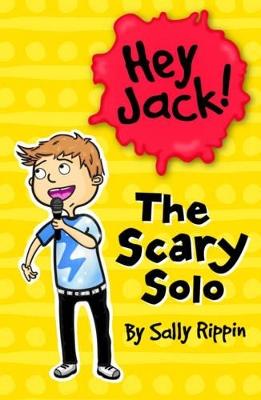 Scary Solo book