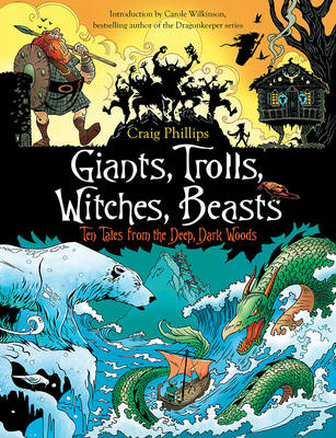 Giants, Trolls, Witches, Beasts book