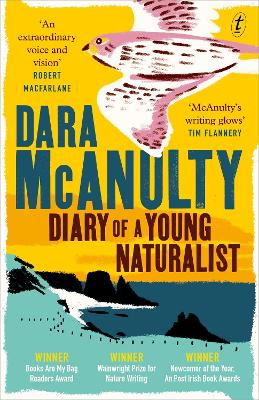Diary of a Young Naturalist book