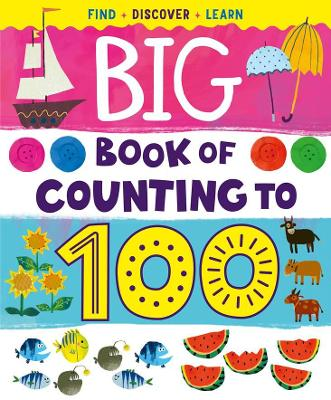 Big Book of Counting to 100 by Ekaterina Ladatko