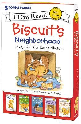 Biscuit's Neighborhood by Alyssa Satin Capucilli