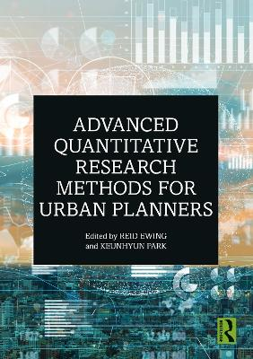 Advanced Quantitative Research Methods for Urban Planners book