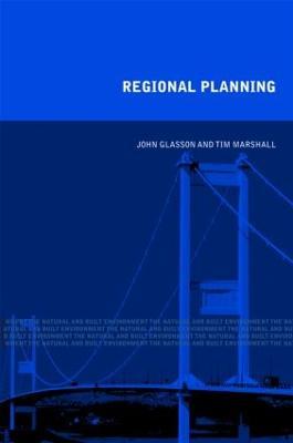 Regional Planning by John Glasson