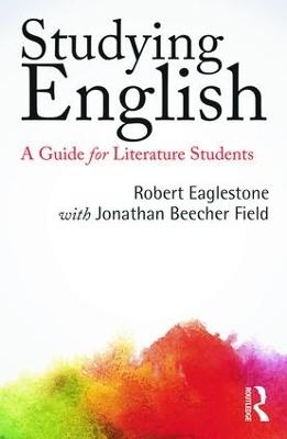Studying English by Robert Eaglestone