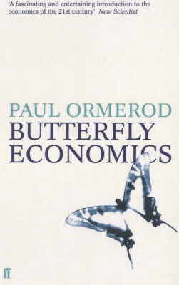 Butterfly Economics by Paul Ormerod