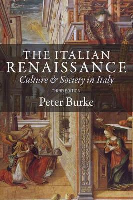 The Italian Renaissance by Peter Burke