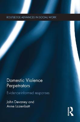 Domestic Violence Perpetrators book