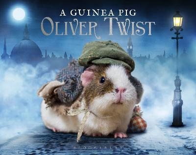 Guinea Pig Oliver Twist by Alex Goodwin