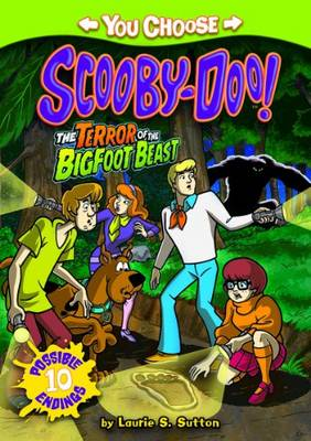 Terror of the Bigfoot Beast by Laurie S. Sutton