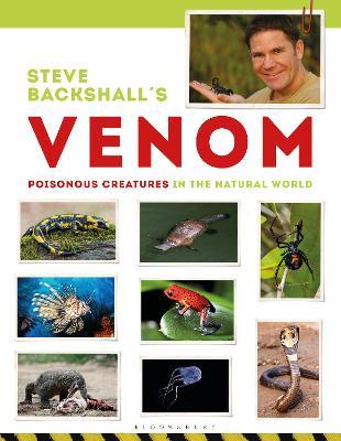 Steve Backshall's Venom by Steve Backshall
