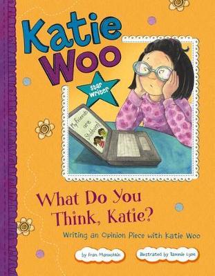 What Do You Think, Katie? by Fran Manushkin
