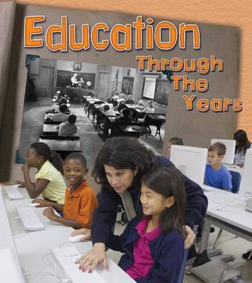 Education Through the Years by Clare Lewis