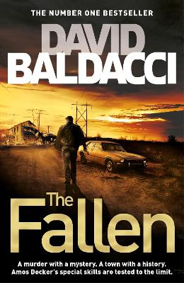 Fallen by David Baldacci