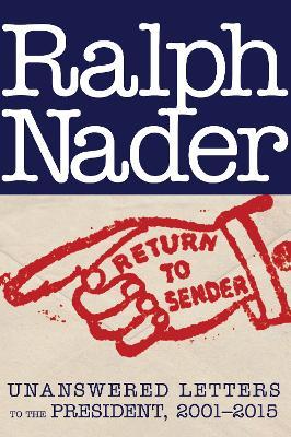 Return To Sender book