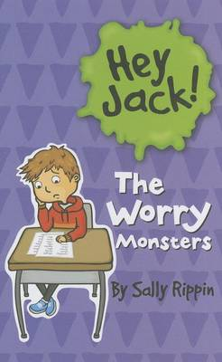 The Worry Monsters by Sally Rippin