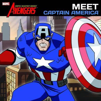 Meet Captain America by Christopher Yost