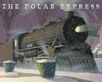The The Polar Express: Mini Edition by Chris Van Allsburg