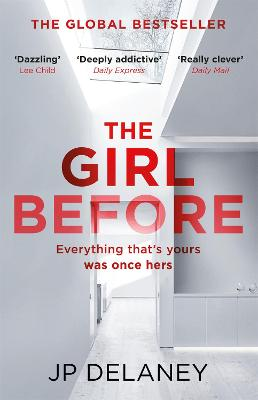 Girl Before book