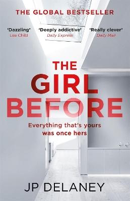 Girl Before book