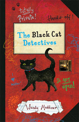 The Black Cat Detectives by Wendy Meddour