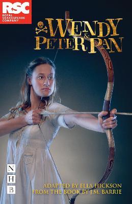 Wendy & Peter Pan by Sir J. M. Barrie