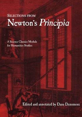 Selections from Newton's Principia by Sir Isaac Newton