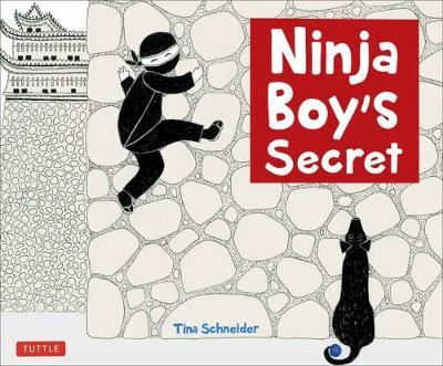 Ninja Boy's Secret by Tina Schneider