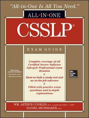 CSSLP Certification All-in-One Exam Guide by Wm. Arthur Conklin