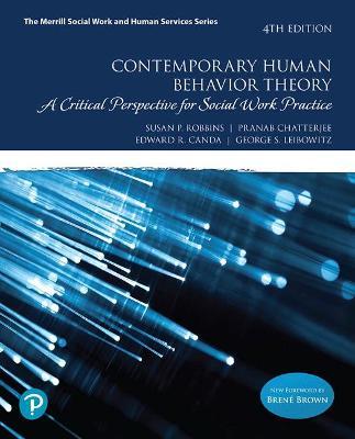 Contemporary Human Behavior Theory by Susan P. Robbins