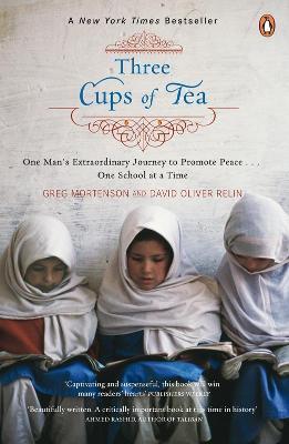 Three Cups of Tea book