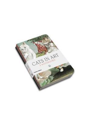 Cats by Susan Herbert Notebook Set by Susan Herbert