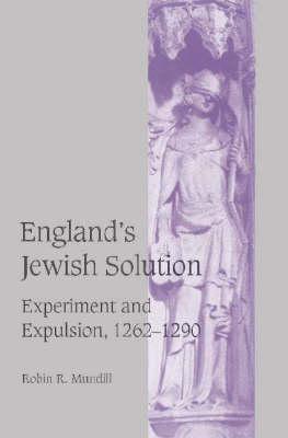 England's Jewish Solution book