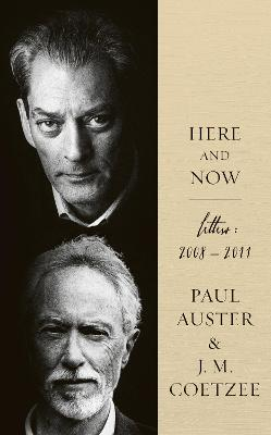 Here and Now by J.M. Coetzee