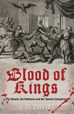 Blood of Kings by J. D. Davies