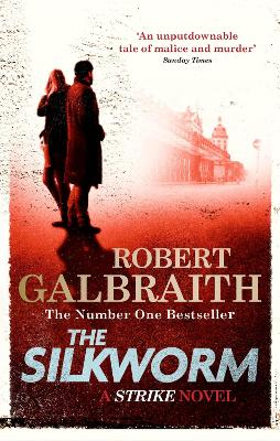 Silkworm by Robert Galbraith