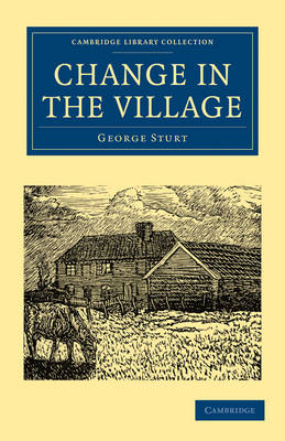 Change in the Village book
