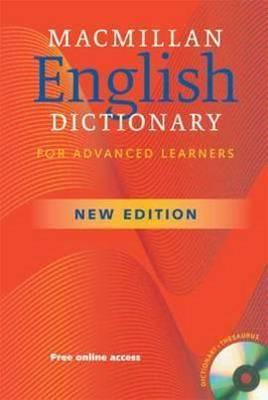 Macmillan English Dictionary for Advanced Learners by Macmillan